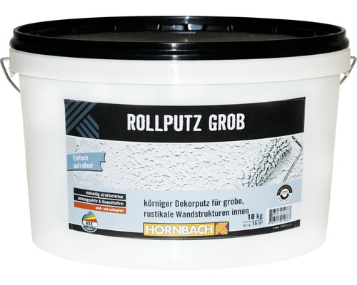 Rollputz grob weiß 10 kg