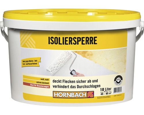 Isoliersperre 10 l