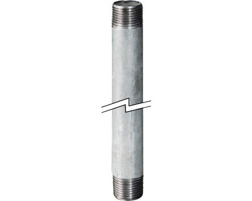 "Rohrdoppelnippel 1""x500cm verzinkt"
