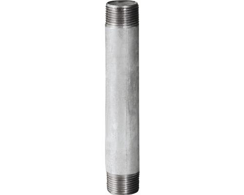 "Rohrdoppelnippel 1/2""x40cm verzinkt"