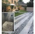 Steinmosaik S30 Sassi mix grau 30x30 cm