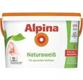 Alpina Naturaweiß Wandfarbe 10 l
