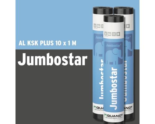 Bitumen Kaltselbstklebebahn Jumbostar AL KSK Plus Rolle = 10 m²