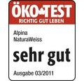 Alpina Naturaweiß Wandfarbe 2,5 l
