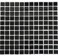 Glasmosaik CM 4050 schwarz 30,2x32,7 cm