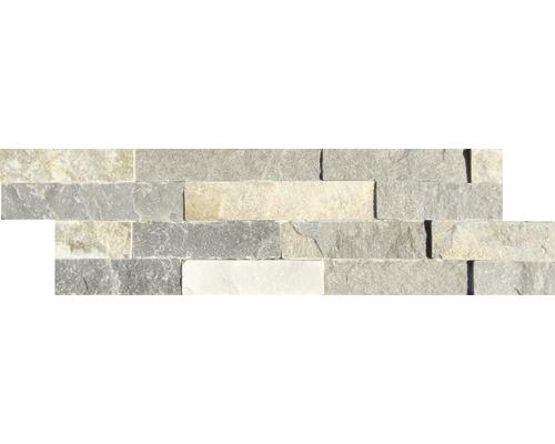 Wandverblender Naturstein New Mix-Color 40/10