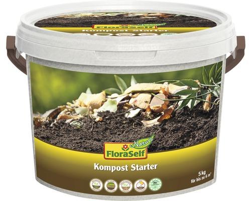 Kompoststarter FloraSelf Nature 5 kg