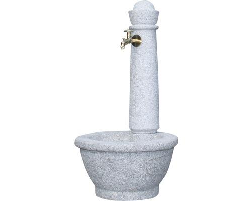 Wasserzapfstelle Roma, granit