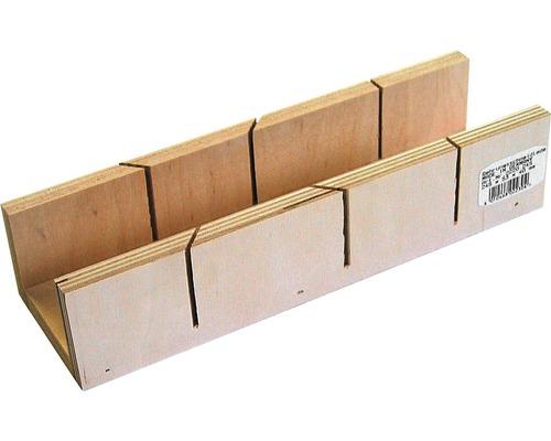 Gehrungslade Heckenrose Holz 245 mm