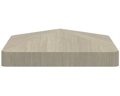 Pfostenkappe BasicLine 8,7 x 8,7 cm, sheffield oak