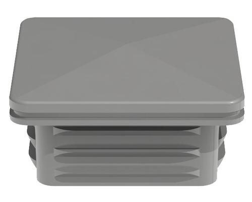Pfostenkappe Belfort 6 x 6 cm, alu-eloxiert