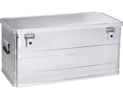 Alubox AluPlus Allit 90 L silber