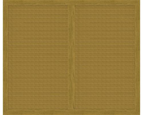 Hauptelement BasicLine Typ U 180 x 150 cm, asteiche