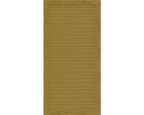 Teilelement BasicLine Typ T 90 x 180 cm, asteiche