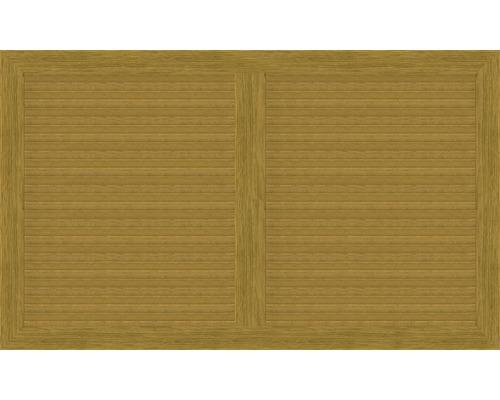 Hauptelement BasicLine Typ W 150 x 90 cm, asteiche
