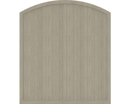 Hauptelement BasicLine Typ F 180 x 205/180 cm, sheffield oak