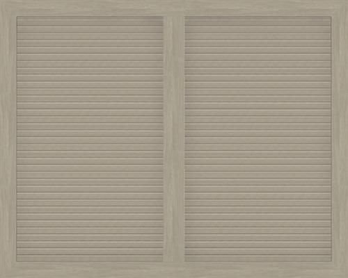 Hauptelement BasicLine Typ V 150 x 120 cm, sheffield oak