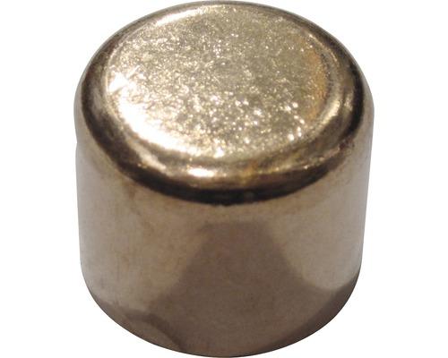 Kappen 18mm 10 Stück Kupfer