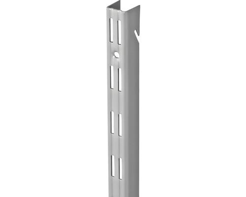 Hängeschiene Bungee, H 1195 mm, silber