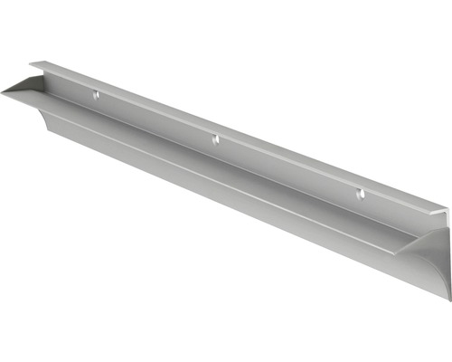 Regal Klemmschiene Rail 600 x 19 mm, silber