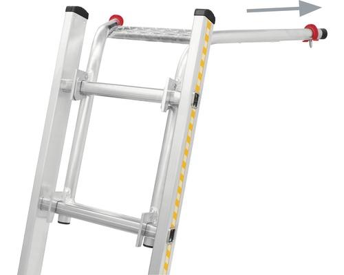Wandabstandshalter Hymer für Sprossenleitern teleskopierbar
