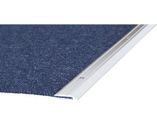 Abschlussprofil Alu silber 2700x30 mm