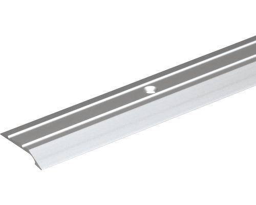 Abschlussprofil Aluminium silber 30x6,5x2 mm, 1 m