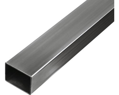 Rechteckrohr Stahl 40x30x1,5 mm, 1 m