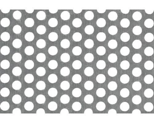 Lochblech Aluminium 200x1000x0,8 mm