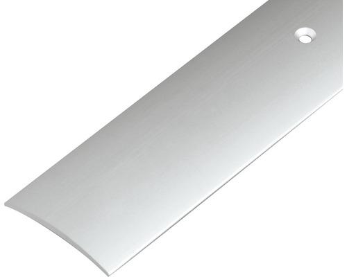 Übergangsprofil Aluminium silber 40 mm, 1 m