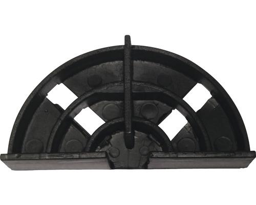 Plattenlager für Terrassenplatten 1/2Stücke
