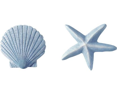 Klebedekor Spirella Maritim blau
