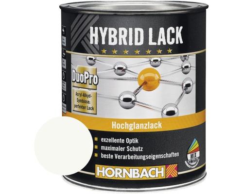 Buntlack Hybridlack Möbellack glänzend barytweiß 375 ml