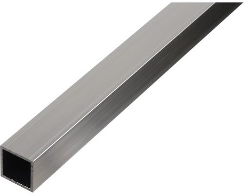 Vierkantrohr Edelstahl 20x20x1,5 mm, 2 m