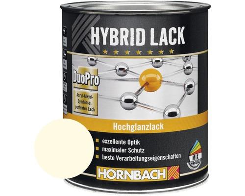 Buntlack Hybridlack Möbellack glänzend RAL 9001 cremeweiß 375 ml