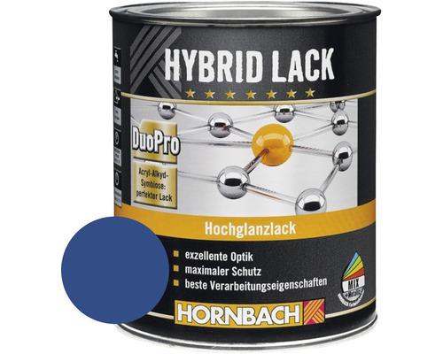 Buntlack Hybridlack Möbellack glänzend RAL 5010 enzianblau 375 ml