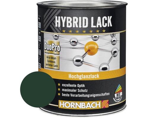 Buntlack Hybridlack Möbellack glänzend RAL 6005 moosgrün 750 ml