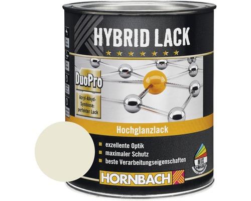 Buntlack Hybridlack Möbellack glänzend RAL 9002 grauweiß 750 ml