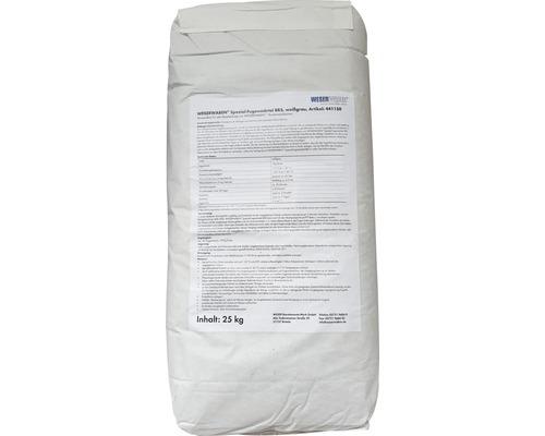 Beckenrand Spezialmörtel Fugenmörtel weiß 25 kg