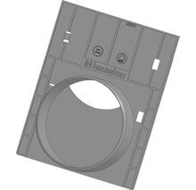 Recyfix STANDARD Stirnwand mit Auslauf DN/OD 110 Tyo01