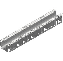Recyfix PLUS 100 Rinnenunterteil Typ 01 Länge: 1,00 m