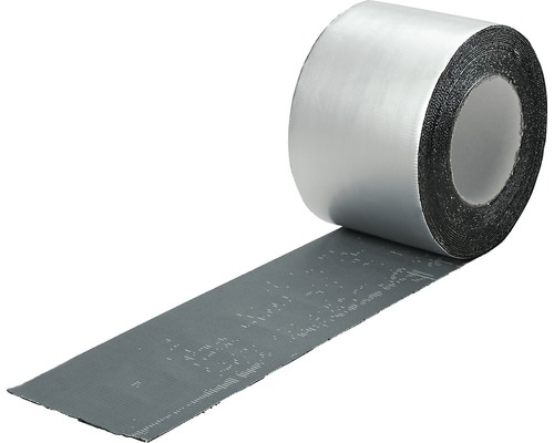illbruck ME104 Bitumenband Alu selbstklebende Verbundfolie 10 m x 50 mm