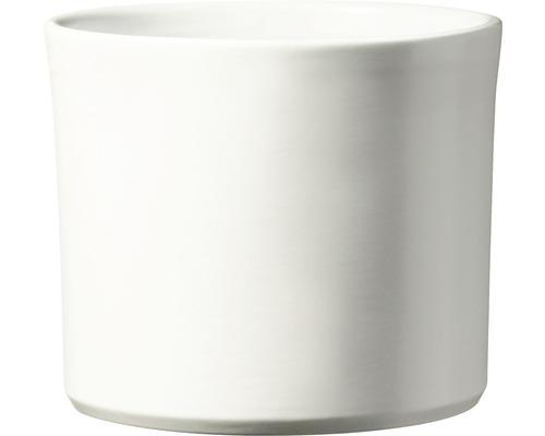 Blumentopf Soendgen Miami Keramik Ø 40 H 35 cm weiß