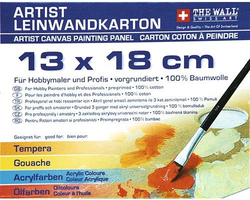 Malkarton 13x18 cm