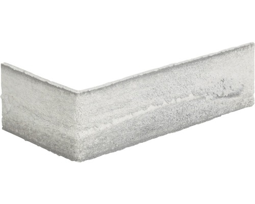 Verblendstein-Ecke Grau bunt 24x7,1 cm Elastolith