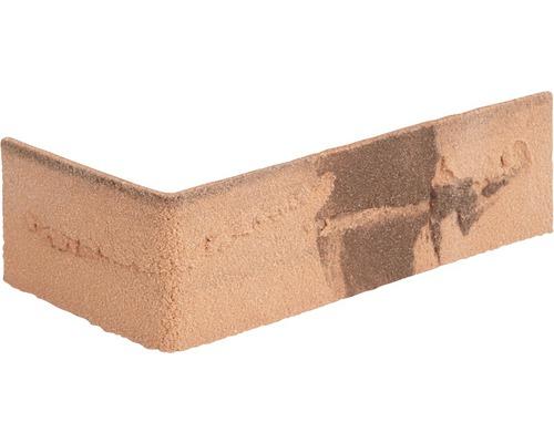 Verblendstein-Ecke Palermo 24x7,1 cm Elastolith