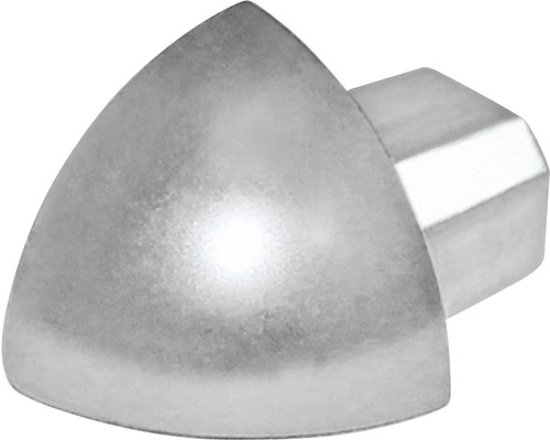 Eckstück Dural Durondell Aluminium Silber 12,5 mm
