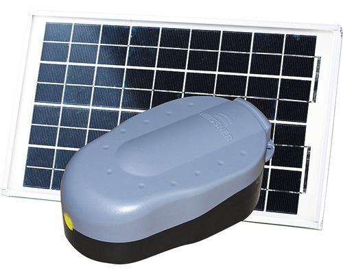Solar-Teichbelüfter HEISSNER 120 l/h
