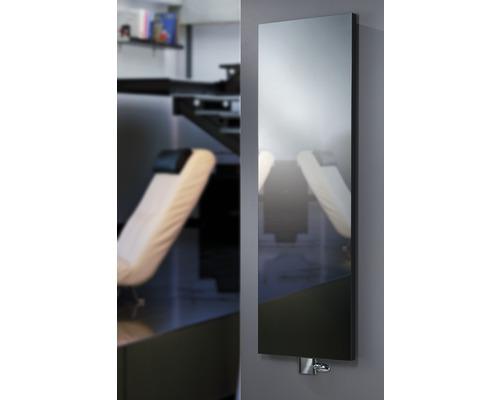 Designheizkörper Schulte New York mit Spiegel 1806x608 mm weiß