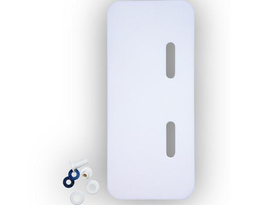 Schallschutzset für Waschtisch 40-55 cm